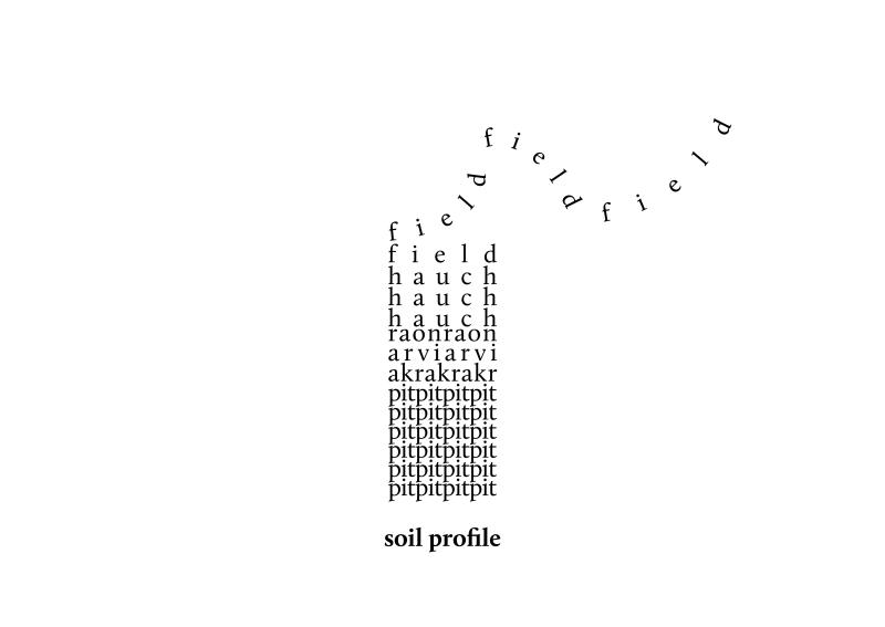 soil profile - 1b